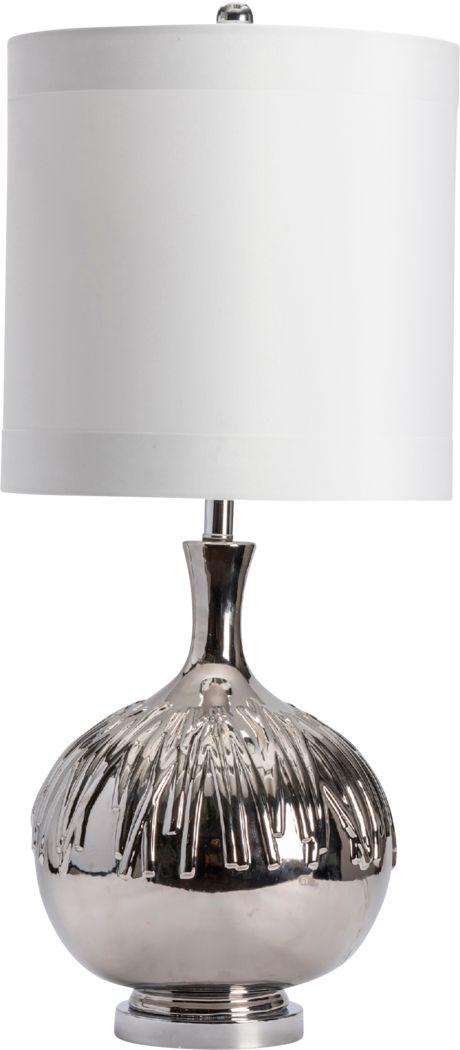 Astrino Silver Lamp