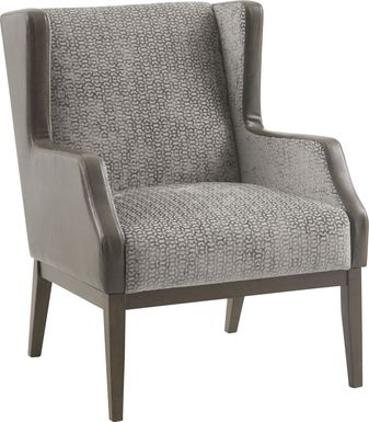 Attalla Cream Accent Chair