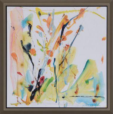 Auriel I Yellow Artwork
