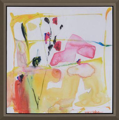Auriel IV Yellow Artwork