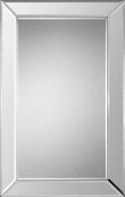Avianna Silver Mirror