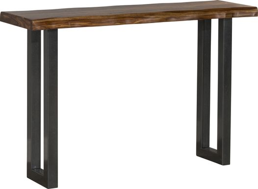 Aviemore Brown Sofa Table