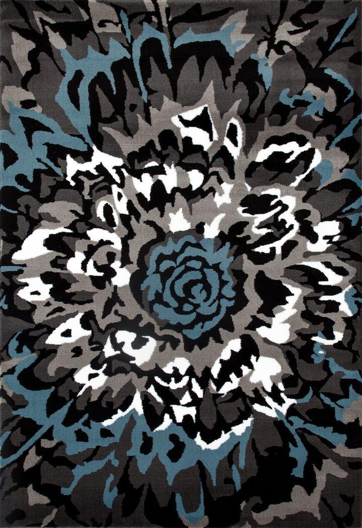 Avinay Gray 2' x 3' Rug