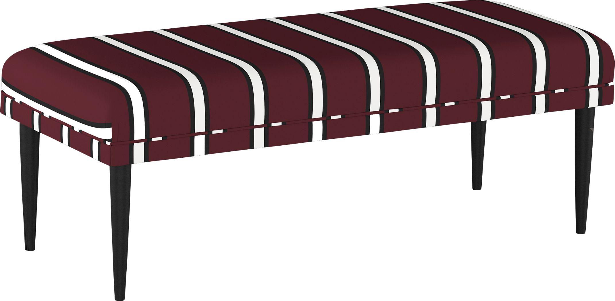 Avonte Brown Accent Bench