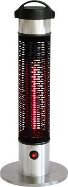 Avra Valley Silver Patio Heater
