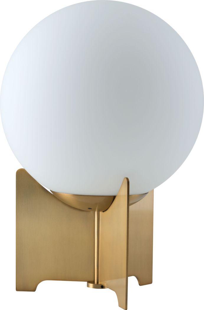 Aydlett Bronze Lamp