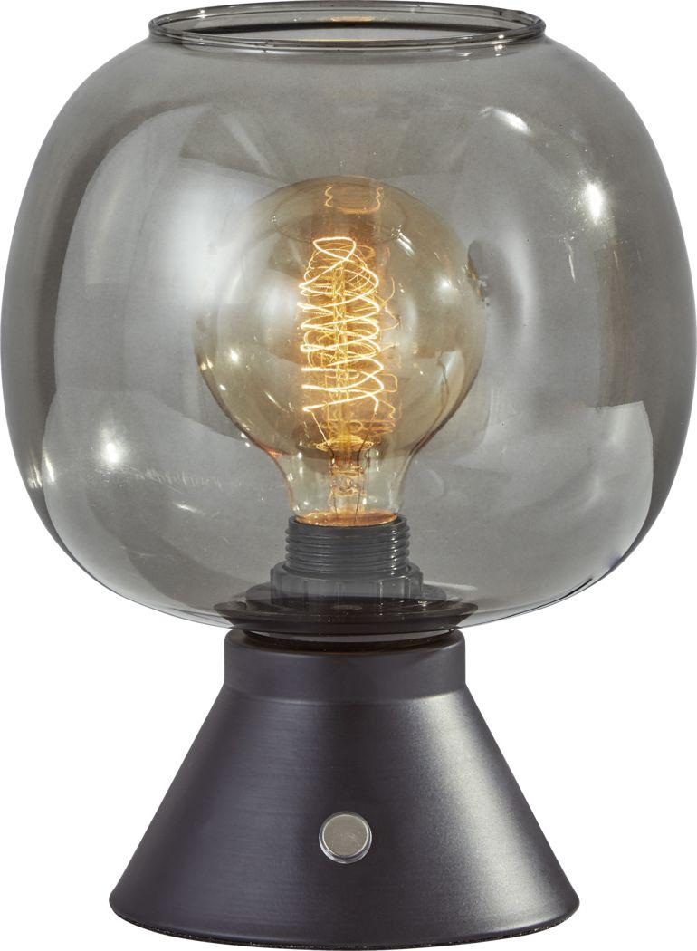 Aynlee Black 7.5 in. Lamp