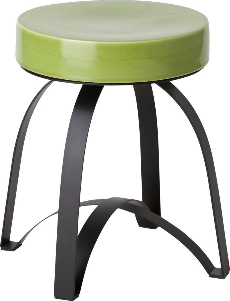 Azaleadell  Green Accent Table
