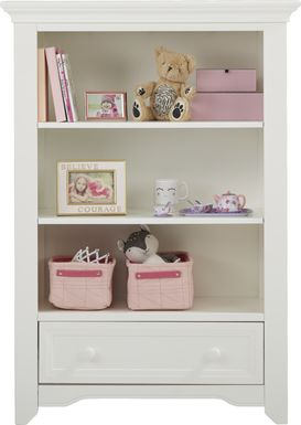 Baby Cache Harborbridge White Bookcase