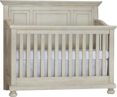 Baby Cache Prestcott Antique White Crib