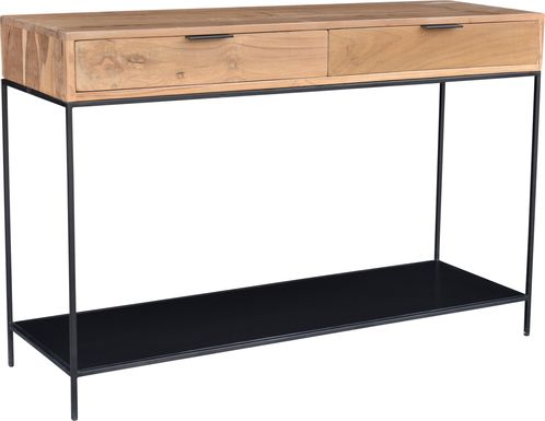 Badami Beige Console Table
