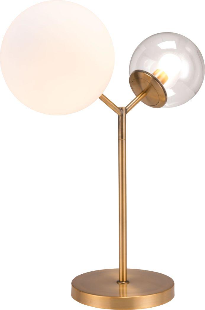 Bahia Way Gold Lamp