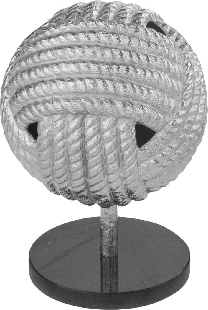 Baily Silver Sculpture