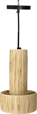 Balmboo Natural Pendant