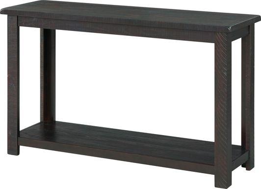 Baltazar Espresso Sofa Table