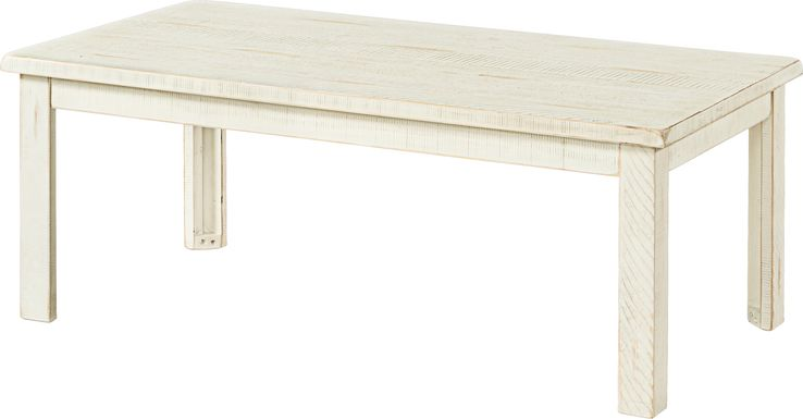 Baltazar White Cocktail Table