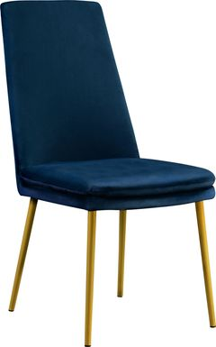 Barbstone Blue Dining Chair