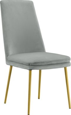 Barbstone Gray Dining Chair