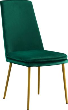Barbstone Green Dining Chair