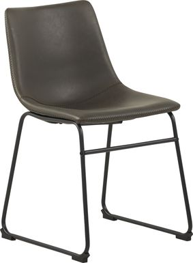 Barcroft Gray Side Chair