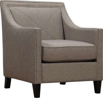 Bardstown Gray Accent Chair