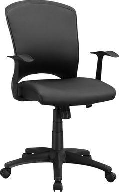 Bardwell Black Desk Chair