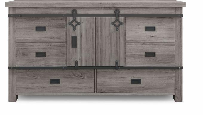 Barinas Gray Dresser
