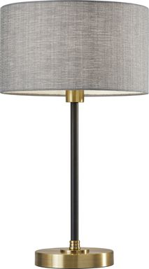 Baring Brass Lamp