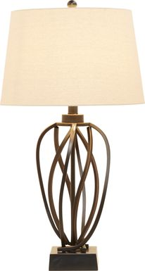 Barlow Bronze Lamp