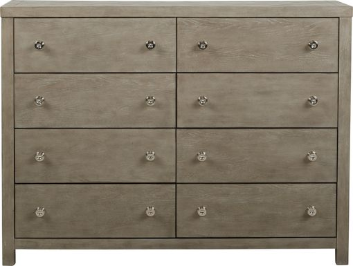 Barringer Place Gray Dresser