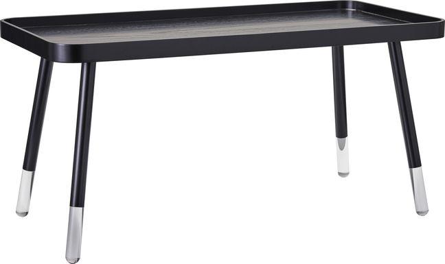Bartine Black Cocktail Table