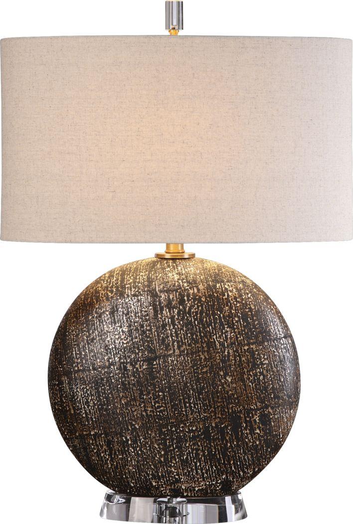 Bartlett Bay Bronze Lamp