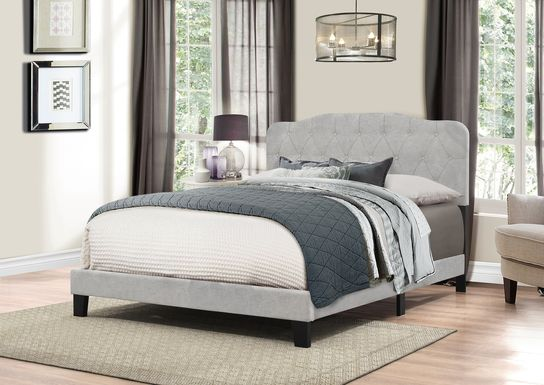 Basingfield Gray Queen Bed