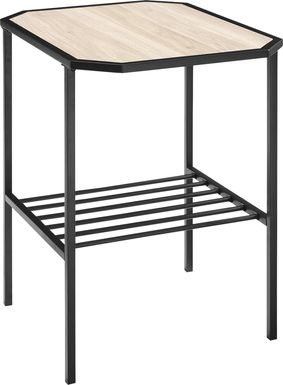 Bassingborne Brown Side Table