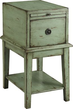Battletown Green Chairside Table