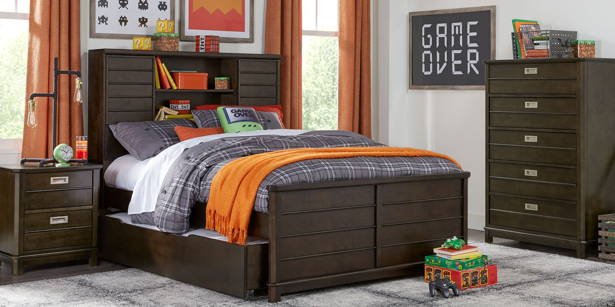 Boys Full Bedroom Sets