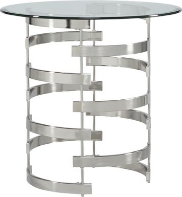 Baylor Metal End Table
