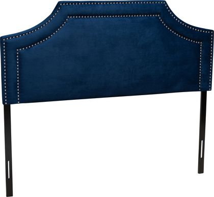Bayton Navy Full Headboard