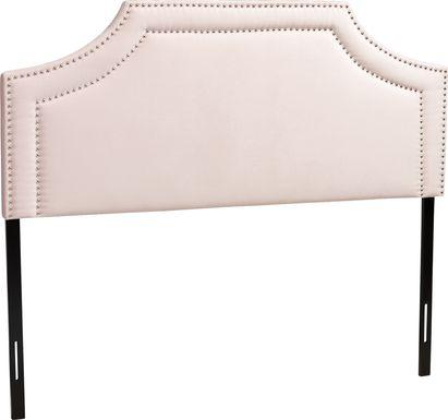 Bayton Pink Full Headboard