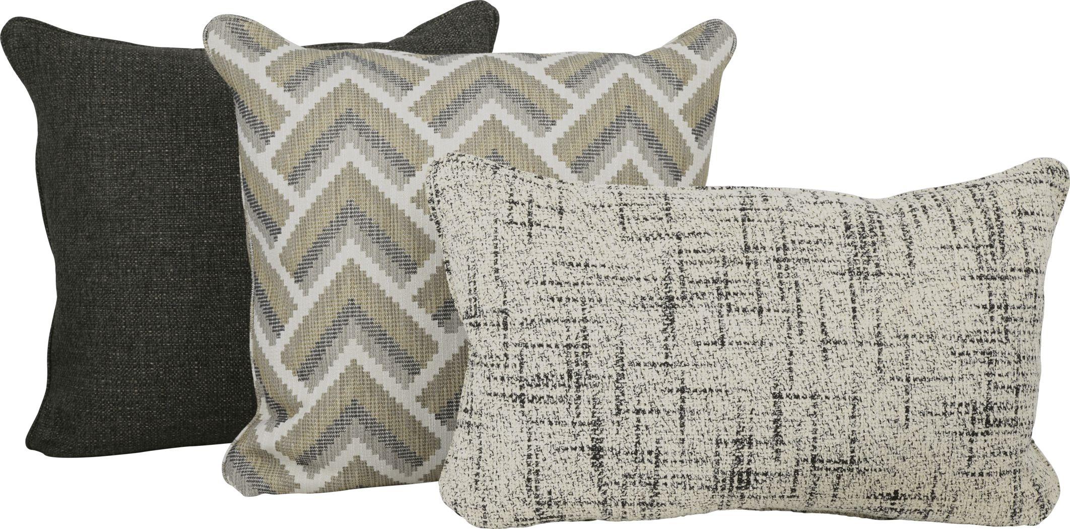 Beach House Driftwood 6 Pc Pillow Package