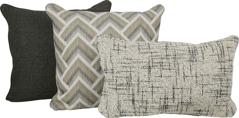 Beach House Driftwood 6 Pc Pillow Package