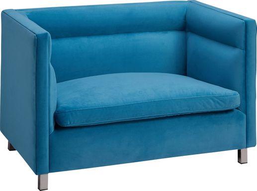 Beagle Blue Pet Bed