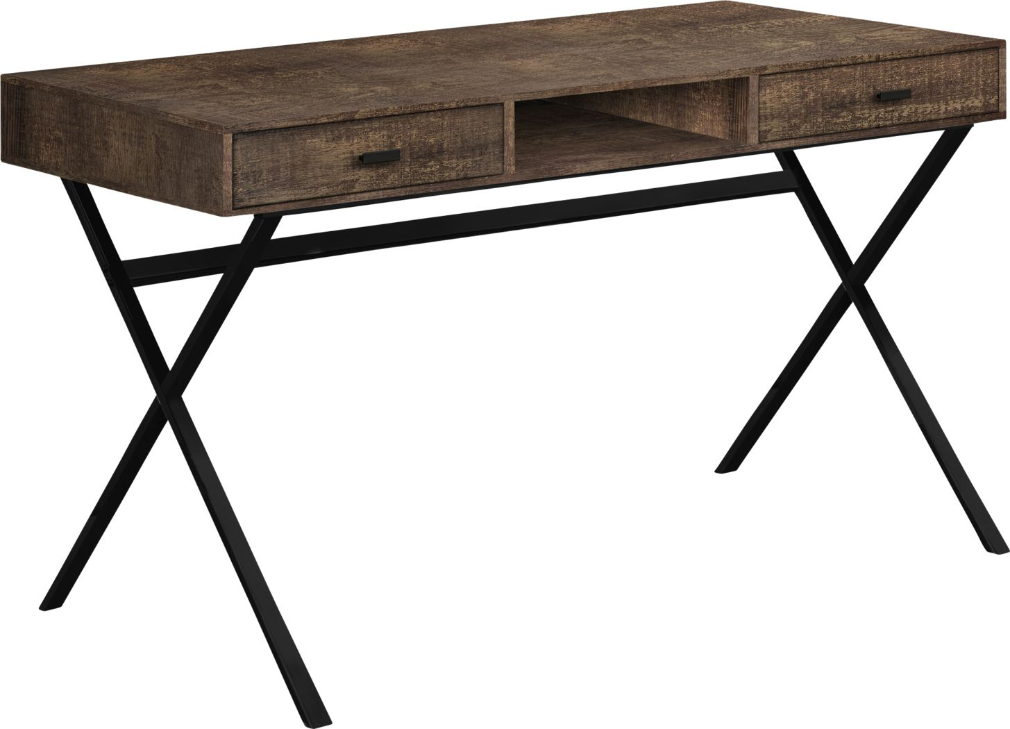 Beckhaven Brown Desk