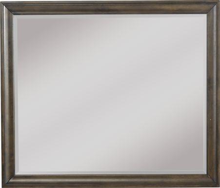 Beckwood Gray Mirror