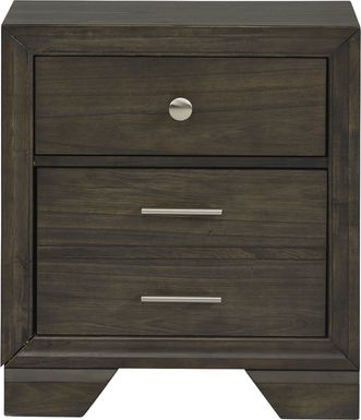 Beckwood Gray Nightstand