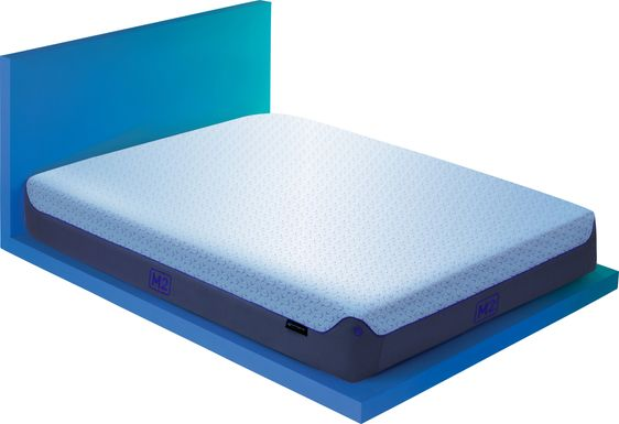 Bedgear M2 Plush Queen Mattress