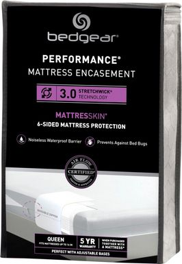 Bedgear MattresSkin Queen Mattress Encasement