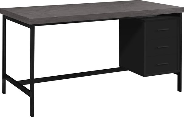 Bedlington Black Desk