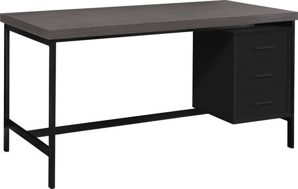 Bedlington Black Desk