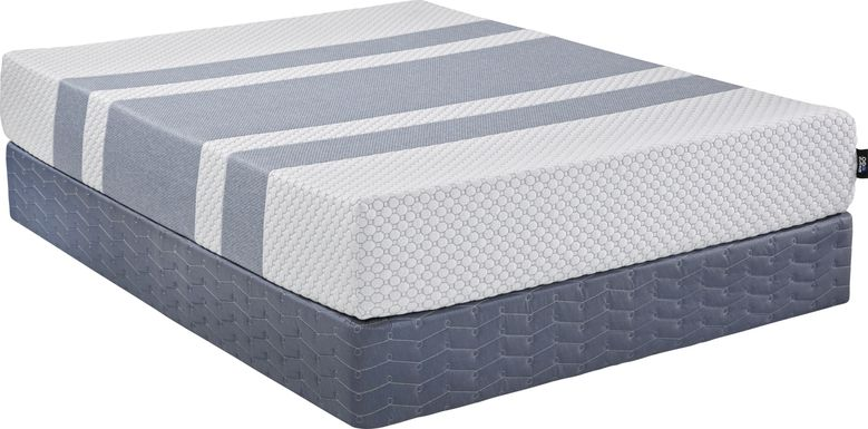 Beds To Go King Low Profile Mattress Set